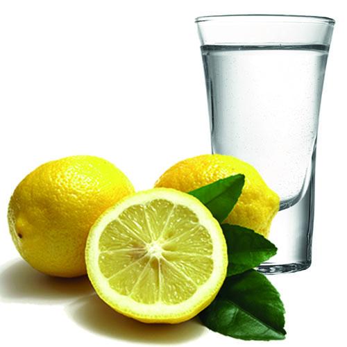 "Горілка ""Стопочка Лимонна"" 35% 0,5 л."