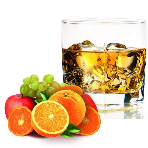 "Бренді ""Renaissance"" сушені фрукти 36% 0,5 л."